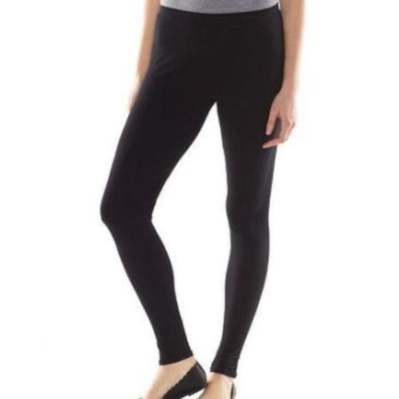 9782ba38acbb3e LC Lauren Conrad Pants | Lc Lauren Conrad Black Leggings | Poshmark